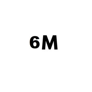 Dĺžka 6m